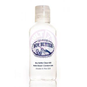 Boy Butter Clear H2O 4 Oz