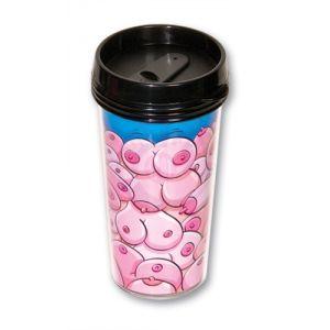 Boobie Travel Mug