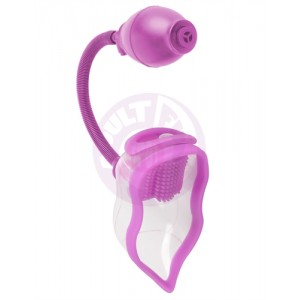 Fetish Fantasy Perfect Touch Vibrating Vaginal Pump