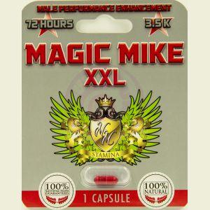 Magic Mike XXL Male Performance Enchancement - 1 Capsule Blister Card