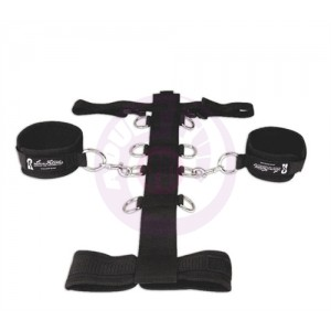 3-Piece Adjustable Neck and Wristraint Set