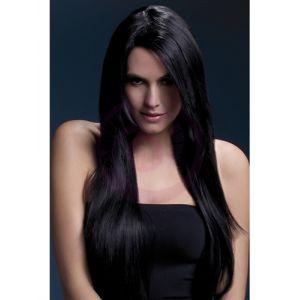 Amber Wig - Black