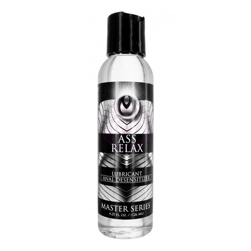 Ass Relax Lubricant Anal Desensitizer - 4.25 Fl.  Oz.