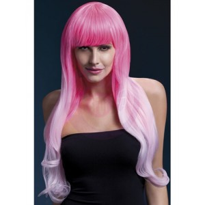 Emily Wig - 2-Tone Pink