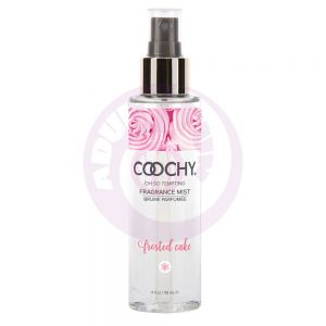 Coochy Body Mist Frosted Cake 4 Fl. Oz. 118ml