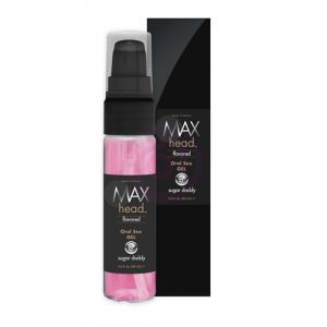 Max 4 Men Head Flavored Oral Sex Gel 2.2 Oz - Sugar Daddy