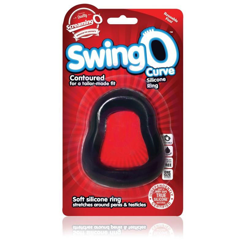 Swingo Curve - Each - Black