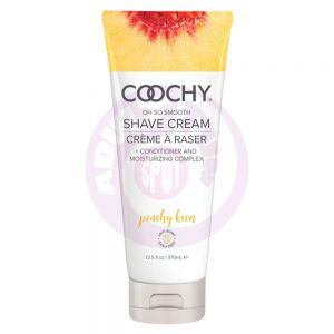Coochy Oh So Smooth Shave Cream - Peachy Keen 12.5 Fl Oz 370ml