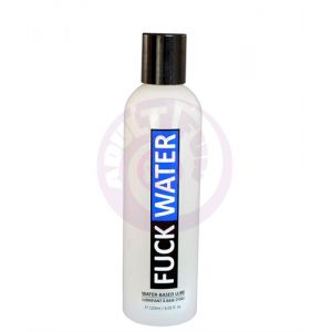 Fuck Water Water-Based Lubricant - 4 Fl. Oz.
