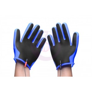 Electro Conductive E Stim Gloves