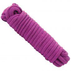 Bondage Rope - Cotton - Japanese Style - Purple