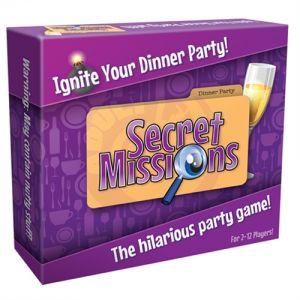 Secret Missions Dinner Party