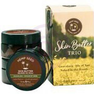 Skin Butter Trio - Three 1.8 Oz Jars