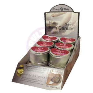 Valentine Candle 12pc Display