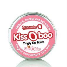 Kissoboo Tingly Lip Balm - Each - Cinnokiss