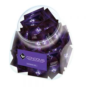 ID Condoms - Superior Feel - 144 Piece Jar