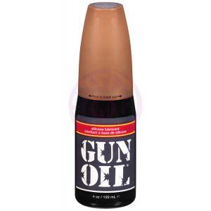 Gun Oil Silicone Lubricant 4 Oz