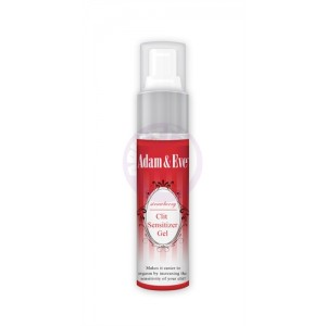 Adam and Eve Strawberry Clit Sensitizer Gel 1 Oz