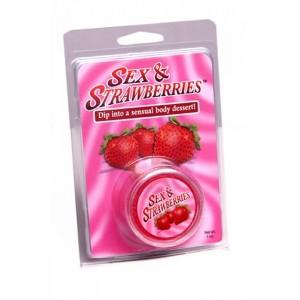 Sex and Strawberry - 1 Oz.