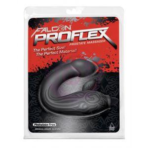 Pro Flex Vibrating Prostate Massager - Black