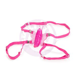 Micro Wireless Venus Butterfly Stimulator - Pink