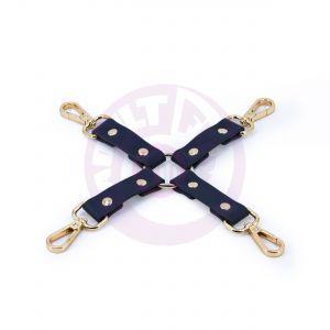 Bondage Couture - Hog Tie - Blue