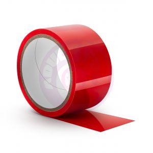 Temptasia - Bondage Tape - 60 Feet - Red