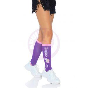 Horny Af Knee Socks