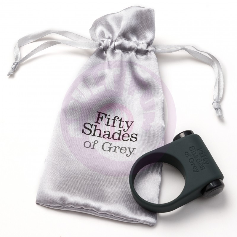 Fifty Shades of Grey Feel It, Baby! Vibrating Cock Ring