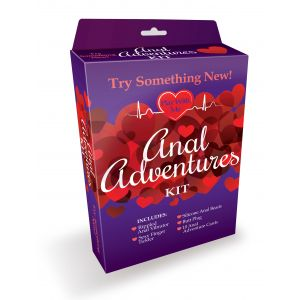 Play With Me Anal Adventures Kit