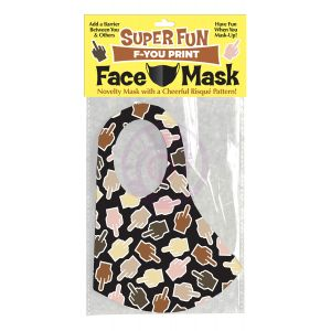 Super Fun F-You Finger Mask