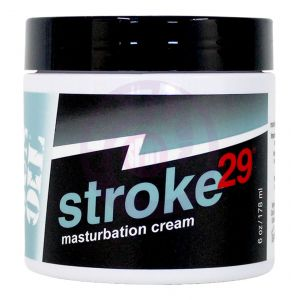 Gun Oil Stroke 29 6 Oz 178ml Jar Masturbation Cream