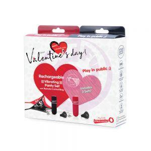 2020 Valentine Combo - Panty/panty - Unit