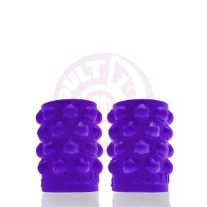 Bubbles Nipsuckers -  Eggplant