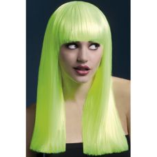 Alexia Wig - Neon Yellow