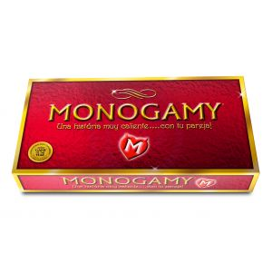 Monogamy a Hot Affair …With Your Partner - Spanish Version