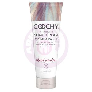 Coochy Shave Cream - Island Paradise - 7.2 Oz