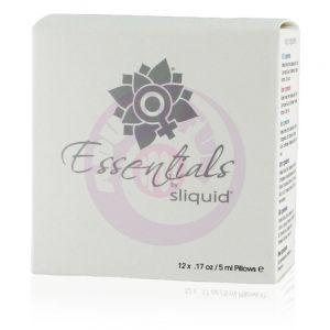 Sliquid Essentials Lube Cube - 2 Fl. Oz. - 12  Count