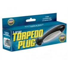 Electrosex Torpedo Plug - Large