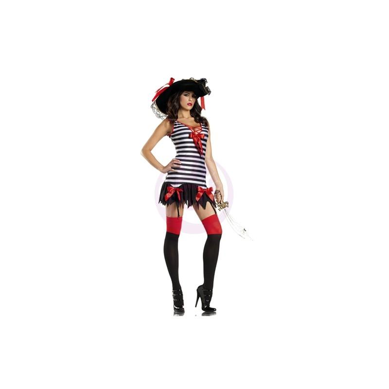 Wicked Pirate - Small-Medium