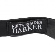 Fifty Shades Darker His Rules Bondage Bow Tie