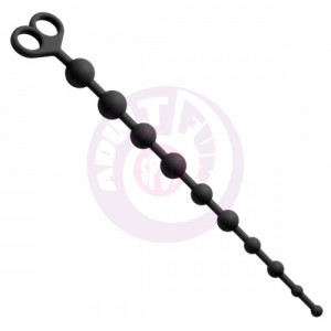 Captivate Me 10 Bead Silicone Anal Beads
