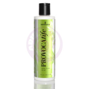 Provocatife Hemp Oil & Pheromone Infused Intimate Shave Cream - 8 Fl. Oz. / 237 ml