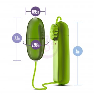B Yours Power Bullet - Lime