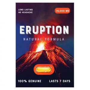 Eruption Male Enhancement - Each