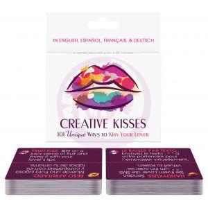 Creative Kisses - 100 Unique Ways to Kiss Your Lover