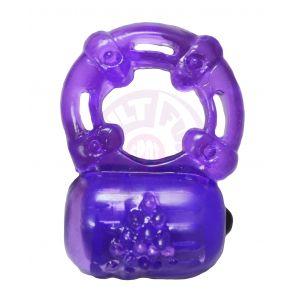 Reusable Cock Ring - Purple