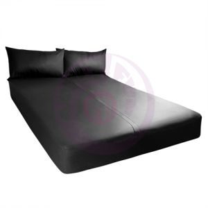 Exxxtreme Sheets -  Queen Size - Black